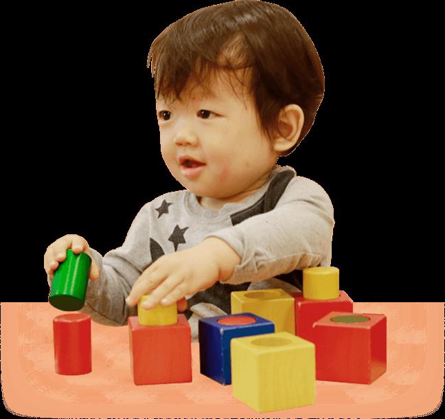 一時保育(1~2歳児)